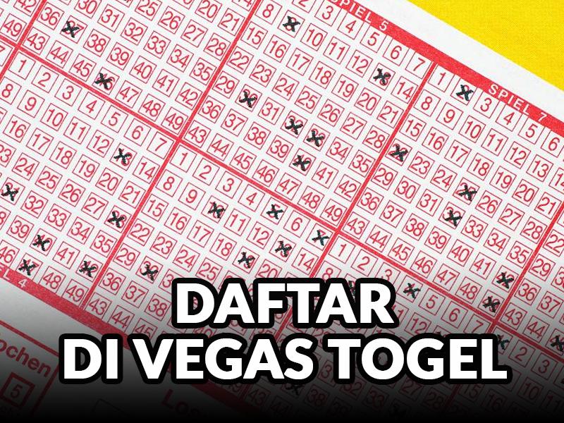 Daftar di Vegas Togel