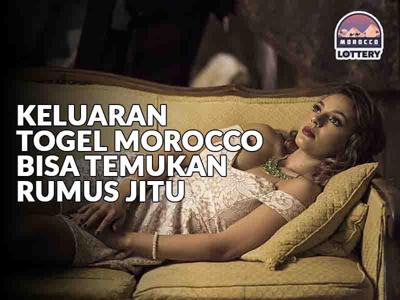 Keluaran Togel Morocco