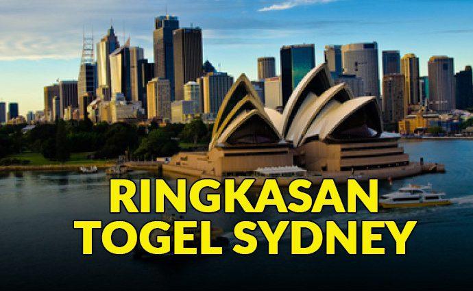 Ringkasan Togel Sydney