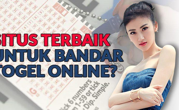 Situs Terbaik Bandar Togel Online