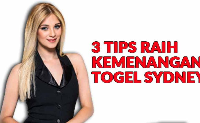 Tips Menang Togel Sydney