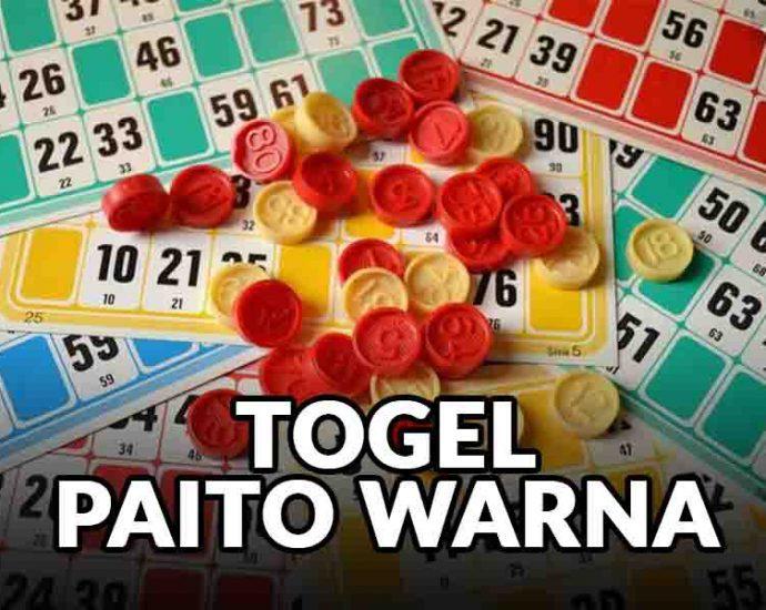 Togel Paito Warna