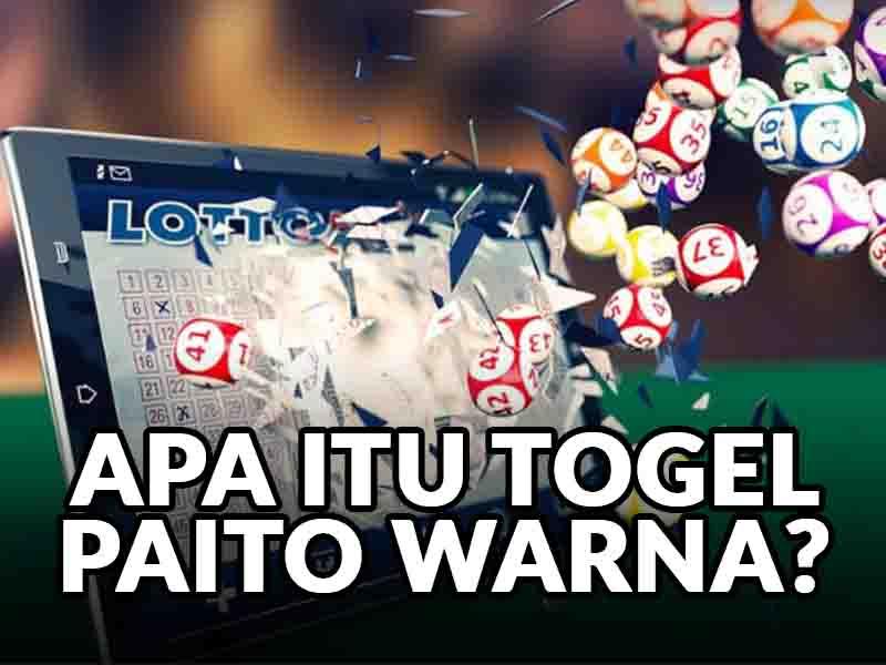Penjelasan Togel Paito Warna