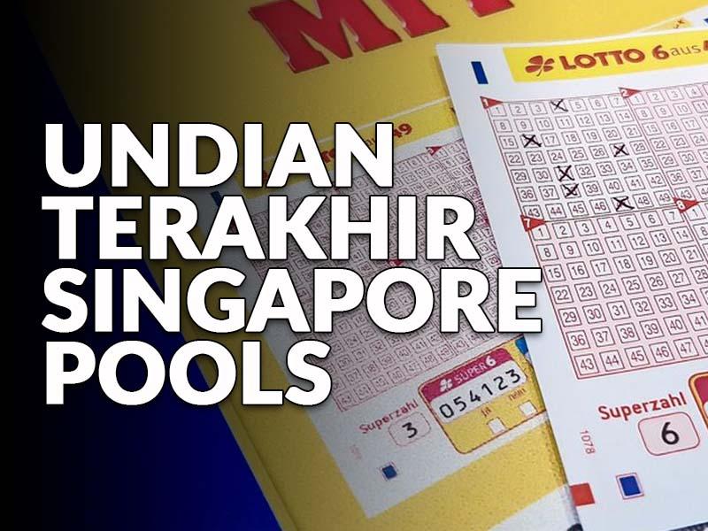 Undian Terakhir Singapore Pools