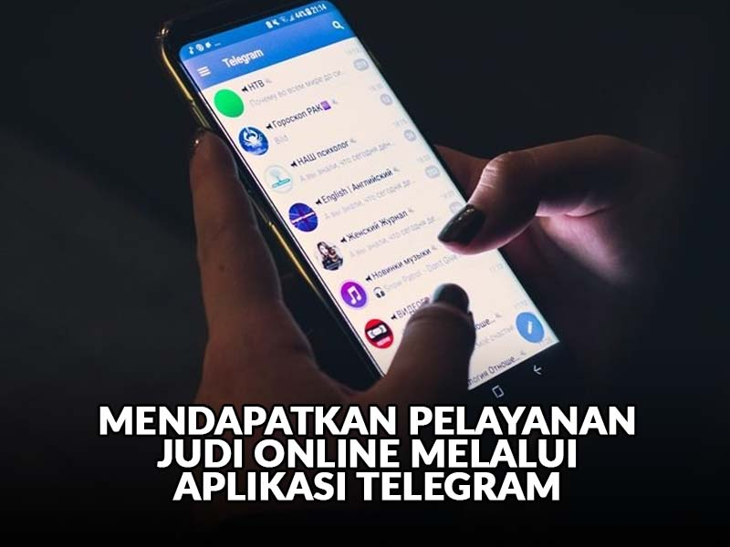 judi online telegram
